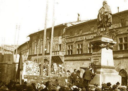 Perugia 1908, proteste di studenti: chiuse le scuole e l'Università