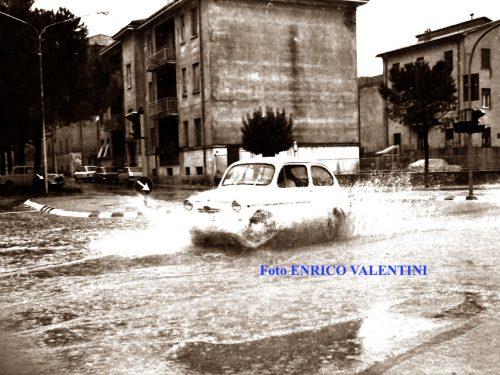 1982, Umbria flagellata dal maltempo la settimana di Natale