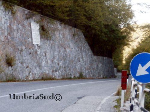 Spoleto-Acquasparta: dalla Via delle Pecore alla strada voluta dal parroco