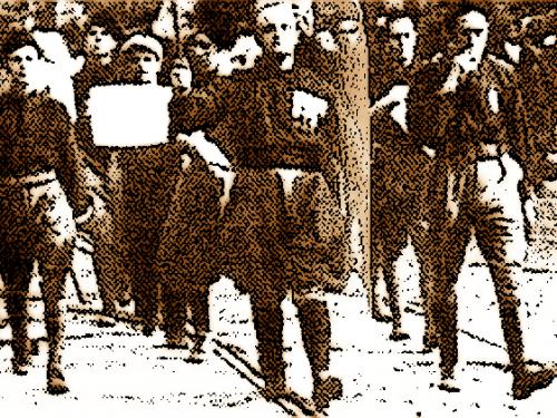 Spello 1923: cinque fascisti ammazzano la moglie di un comunista