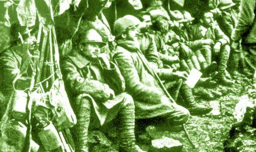 """1923, Costacciaro: """"segnato"""" dalla guerra giovane si spara"""