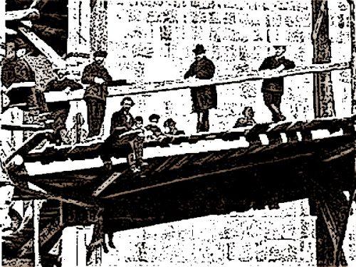 Marsciano 1893, un operaio morto e sette feriti nel crollo di un'impalcatura