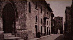 1950, il parroco di Costacciaro muore nell'incendio della canonica