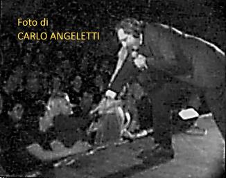 L'atmosfera magica di un concerto di Franco Battiato vent'anni fa a Terni