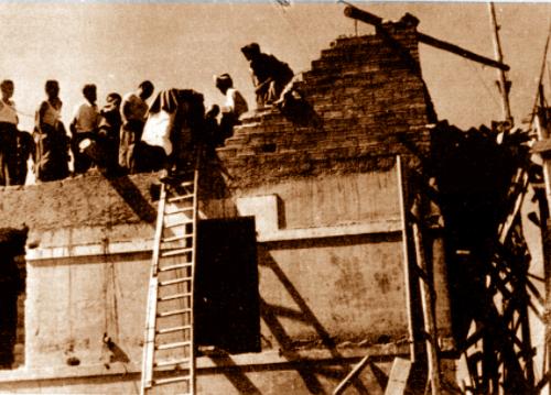 Foligno 1958: sei morti e sei feriti nel crollo di una palazzina in viale Firenze